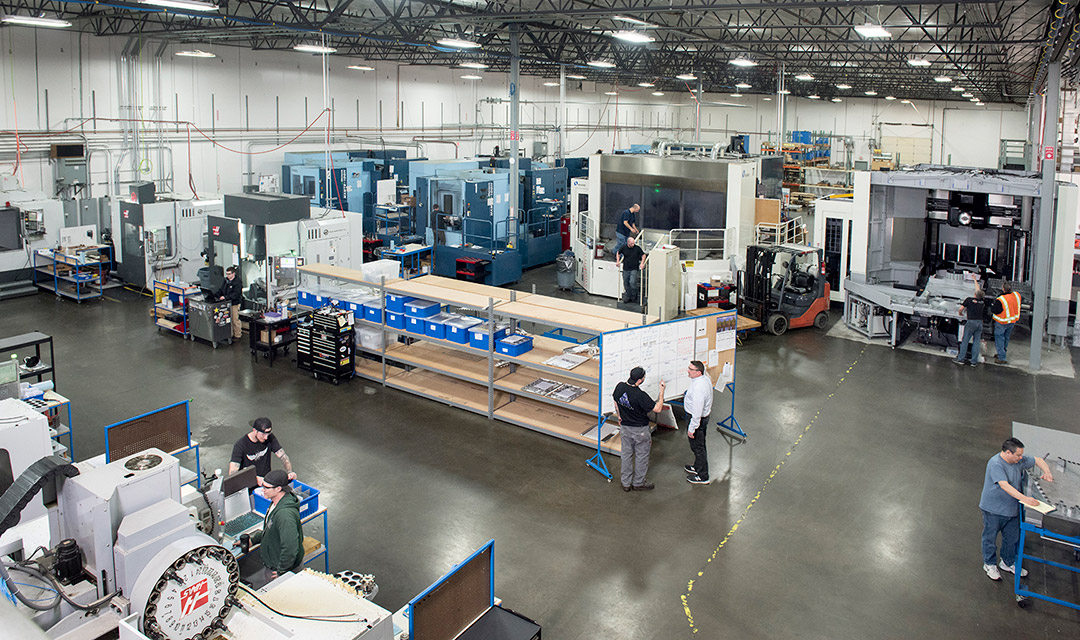 Machining Center of Excellence